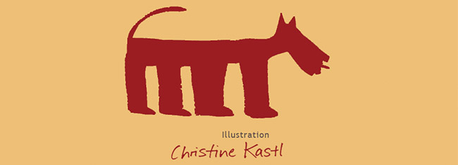 Illustratorin Christine Kastl